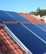 Desarrollo solar termico en Chile