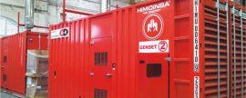 Himoinsa refuerza el suministro de Gibraltar con grupos electrógenos