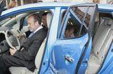Valladolid y Renault, de la mano en el lanzamiento del vehículo eléctrico.
