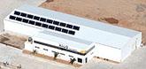 Cubierta fotovoltaica de 2 MW en Valladolid