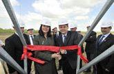 ACCIONA inaugura su primer parque eólico en Polonia e inicia el segundo