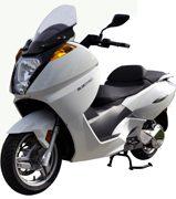 Scooters eléctricos. 100km a 0,50 euros