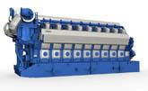 Central de 384 MW en Azerbaiyan con motores de gas Wartsila