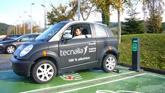 Recarga inalámbrica para vehículos eléctricos