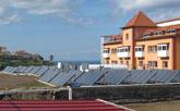 Un Hogar de ancianos y personas sin recursos instala energía solar en Tenerife