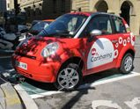 El car sharing anima la movilidad en Pamplona