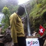 Una granja-escuela en Camerún se pone en marcha con energía renovable