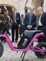 Motit. Uso compartido de motos eléctricas en Barcelona