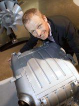 Premio Profesor Ferdinand Porsche para un sistema de tratamiento de emisiones