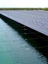 Se construye en Granada la primera gran balsa solar europea para obtener energía térmica
