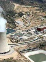 La producción eléctrica nuclear creció en nuestro país un 2,4% en 2016