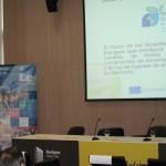 Éxito de asistencia en la II Expoconferencia Ibérica Espacios rUrbanos Inteligentes en Badajoz