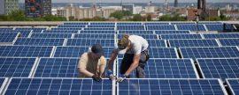 El coeficiente de cobertura renovable fue del 71,64% en abril