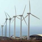 El viento sopló los primeros días de enero y el precio de la electricidad bajó en un 68,5%