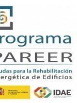 El IDAE pone en marcha un Programa de Ayudas para la Rehabilitación Energética