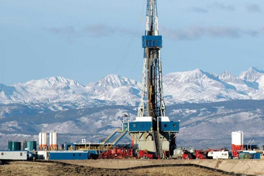 Fracking-gas