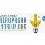 La OCU consigue a última hora que una pequeña comercializadora oferte electricidad en Quieropagarmenosluz.org