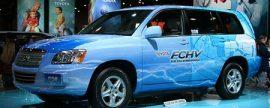 La pila de combustible, apuesta de Toyota en el Salon del Automóvil de Tokio