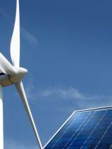 El coeficiente de cobertura en energía renovable en marzo fue del 68,12%