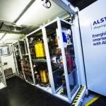 Baterías MaxSineTM eStorage, la nueva apuesta de Alstom para almacenar energía eólica y solar
