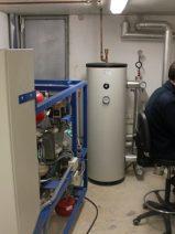Cener obtiene una nueva acreditación para ensayar acumuladores solares de entre 50 y 1.000 litros