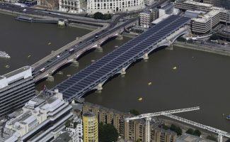 Por primera vez en 135 años Reino Unido produce electricidad sin carbón durante 24 horas