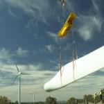 La eólica holandesa LM Wind Power desarrolla el concepto de hoja flexible que reduce los costes de energía hasta en un 10%
