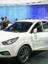 La pila combustible de hidrógeno ganará a las baterías en los coches eléctricos
