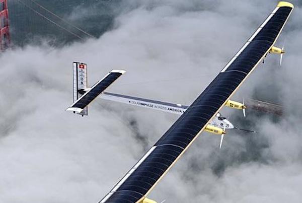 Mission Altran avion solar