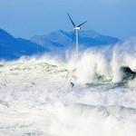 La fuerza y la belleza de la eólica marina de Alberto Gorostiaga ganan el premio Eolo de Fotografía 2014