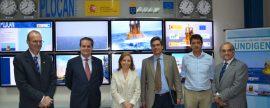 Luces y sombras en Canarias: Se inaugura Undigen-W200, una planta de demostración de energía de las olas