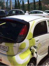 Carsharing hospitalario en Alcoy