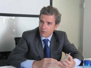 Ignacio Soneira, director general de Axpo Iberia