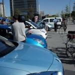 II Marcha del Vehículo Eléctrico por Madrid