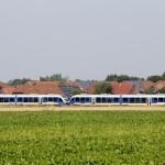 Alstom desarrollará el primer tren con pila de combustible, una alternativa ecológica y económica