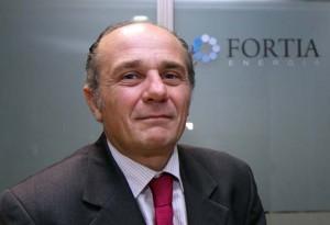 Juan Temboury, director general de Fortia Energía