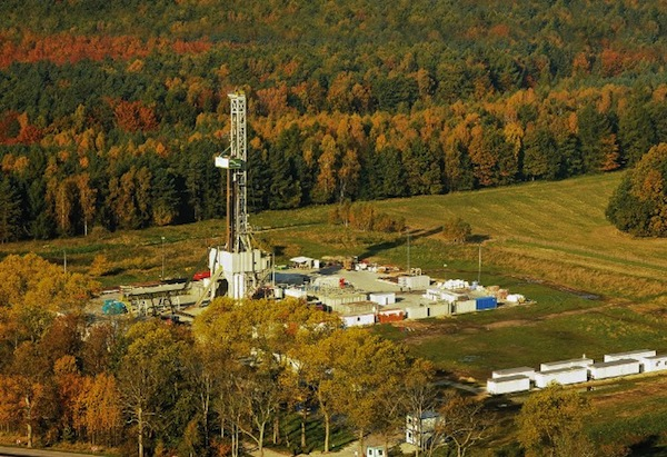 Fracking-polonia