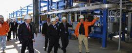 Abengoa inaugura su primera biorrefinería a escala comercial para la generación de biocombustibles