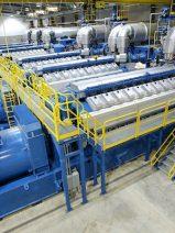 Los motores de Wärtsilä para una central de 112 MW en Dakota del Norte, EEUU, pensados para bajas temperaturas
