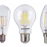 ¿Te gustan las lámparas de toda la vida? Diseñan unas lámparas LED con apariencia de incandescentes