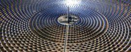 Ivanpah, una de las termosolares más grandes del mundo