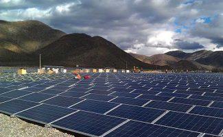 Chile comienza a vivir un boom de producción de energía solar, en 2014 pasó de 3MW a 244 MW