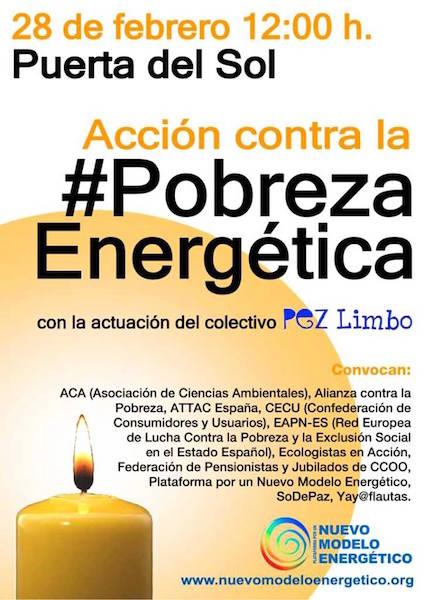 Acción contra la Pobreza Energética