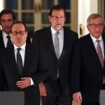 Los presidentes de España, Francia y Portugal presentan un plan para impulsar las interconexiones poco preciso