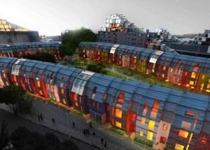 Un concurso para diseñar la casa más eficiente en climas extremos lo gana un estudiante de Kazajistán