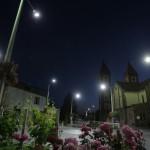 Las pequeñas ciudades europeas apuestan por la luz verde y la iluminación eficiente de sus calles