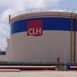 Las salidas de productos petrolíferos desde CLH disminuyen un 1,9% en marzo de 2017