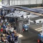 No ha podido ser, el Solar Impulse se quedará un año en tierra en su intento de dar la vuelta al mundo