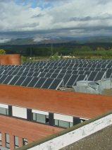 Los paneles solares térmicos de 15 hospitales de Castilla y León han ahorrado 1,5 millones de euros