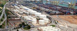 Las salidas de productos petrolíferos desde CLH crecen un 2,4% en enero